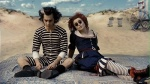 Sweeny Todd JDepp and HBCarter